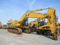 Heavy machinery inspections